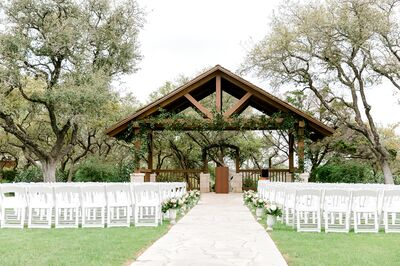 The Milestone |New Braunfels by Walters Wedding Estates