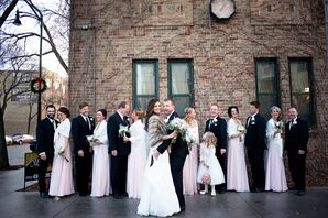 Winter Wedding in Fargo, North Dakota