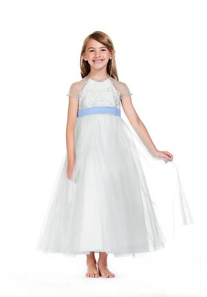 Bari Jay Flower Girls F0518 Ivory Flower Girl Dress
