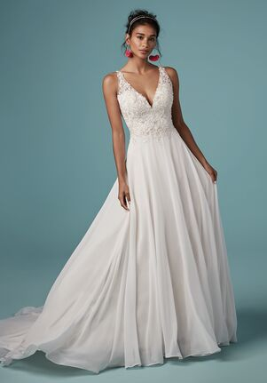 Maggie Sottero MELODY A-Line Wedding Dress