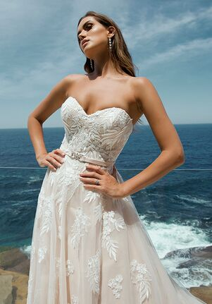 Mia Solano M1800Z | Pia A-Line Wedding Dress