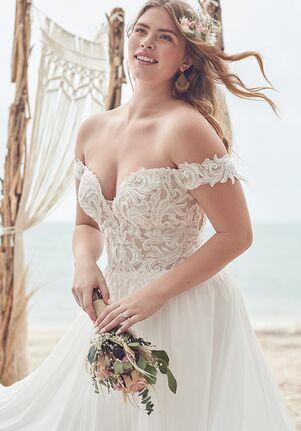 Rebecca Ingram HEATHER A-Line Wedding Dress