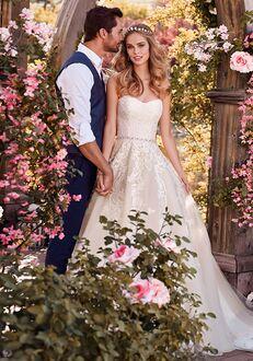 Rebecca Ingram Bernice Ball Gown Wedding Dress