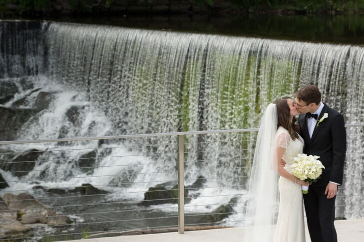 For their midsummer wedding in Beacon, New York, Ashley Tallevi (28 and a PhD candidate) and Charlie Milner (28 and a software engineer) pulled off an