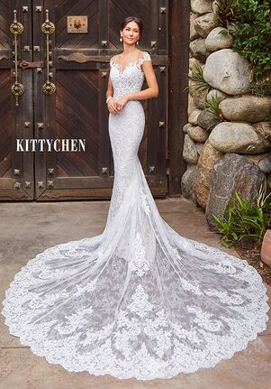 KITTYCHEN ABBY, H1962 Sheath Wedding Dress