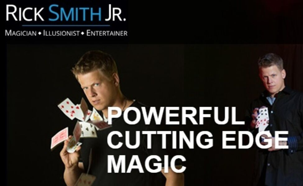 The Magic of Rick Smith Jr - Magician - Cleveland, OH