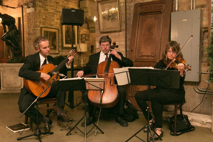 String Trio Ceremony Music