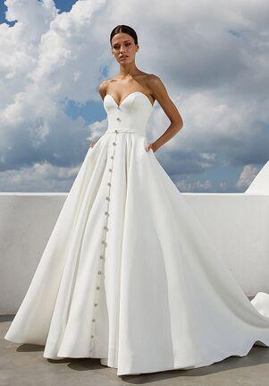 Justin Alexander 88025 Ball Gown Wedding Dress