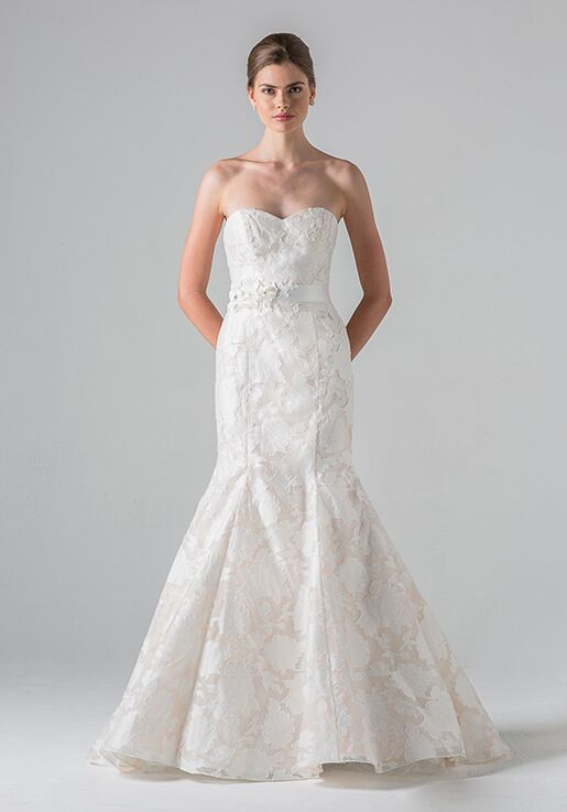 Bride by Anne Barge Rose Wedding Dress