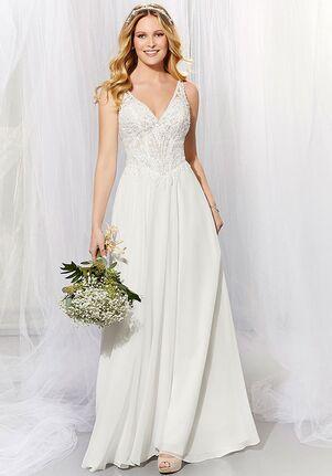 Morilee by Madeline Gardner/Voyage Alicia A-Line Wedding Dress