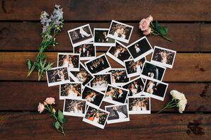 Polaroid Photo Display