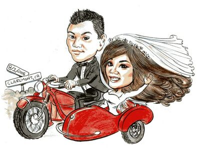 Caricatures by The Best, Jennifer West