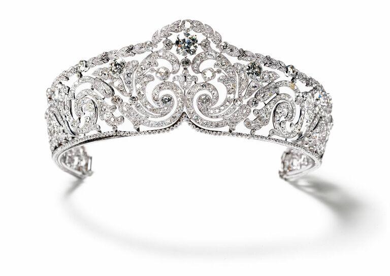 tiara royal diamond
