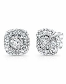 Uneek by Benjamin Javaheri LVEW1172W Wedding Earring photo