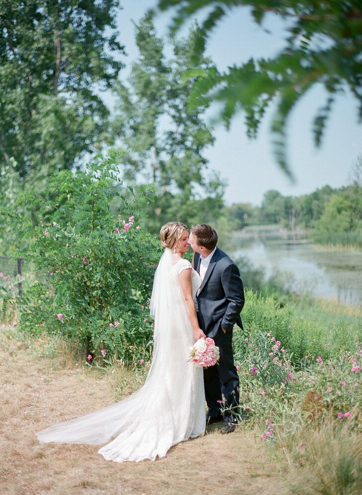 Wedding at Frederik Meijer Gardens