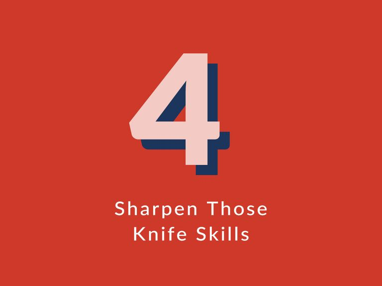 sharpen those knife skills