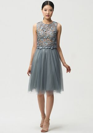 Jenny Yoo Collection (Maids) Greta Scoop Bridesmaid Dress