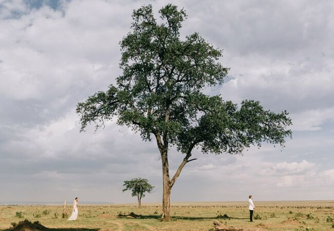 bride-groom-first-look-masai-mara-africa