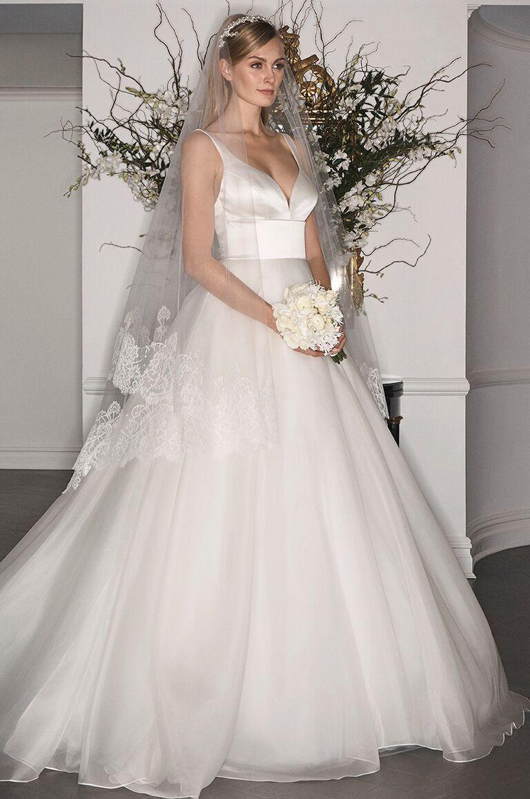Legends by Romona Keveza Fall 2017: Bridal Fashion Week Photos