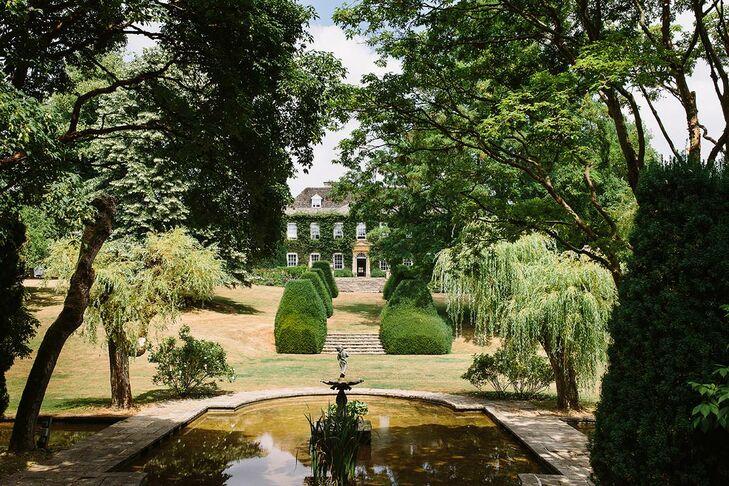 Cornwell Manor in Oxfordshire, England