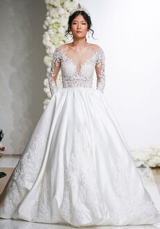 Morilee by Madeline Gardner 8297/Lourdette Ball Gown Wedding Dress