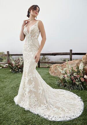 Mermaid Wedding Dresses The Knot