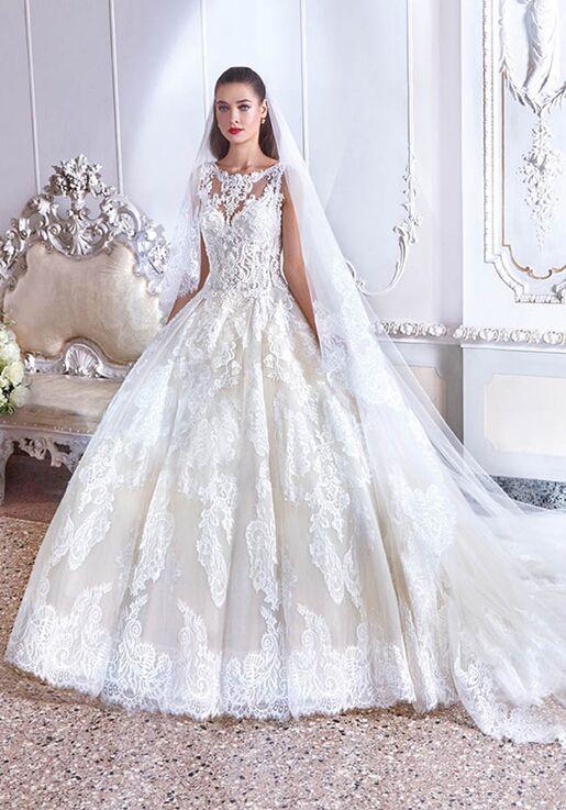 Demitrious Wedding Gowns.Dp390 Simone