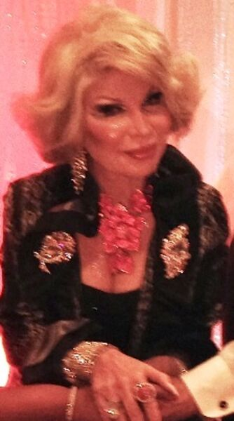 Linda Axelrod - Joan Rivers Impersonator And More - Joan Rivers Impersonator - New York City, NY