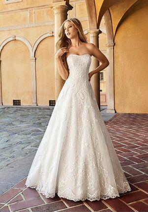 Moonlight Collection J6549 A-Line Wedding Dress