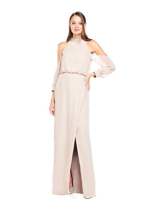 Bari Jay Bridesmaids 2028 V-Neck Bridesmaid Dress