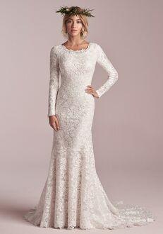Rebecca Ingram HOPE LEIGH Sheath Wedding Dress