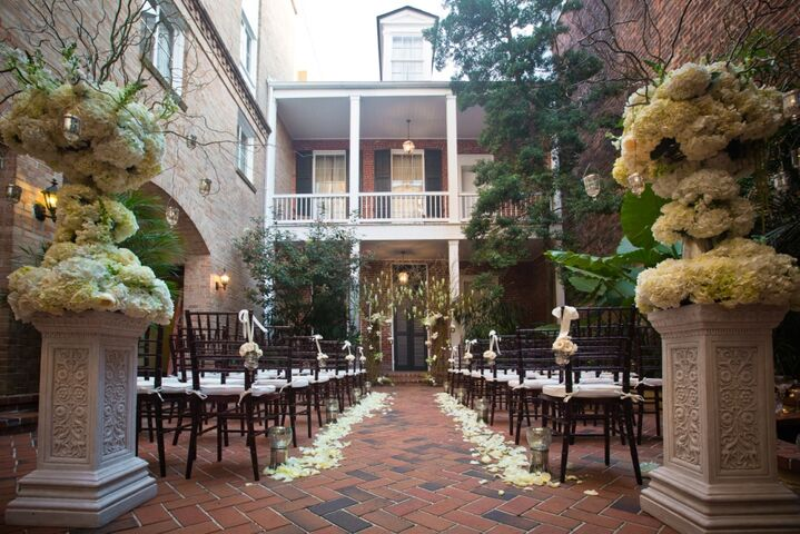 Chateau Lemoyne French Quarter New Orleans La