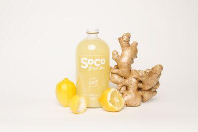 SoCo Ginger Beer