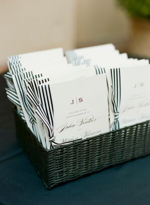 Formal Programs with Striped Ribbons