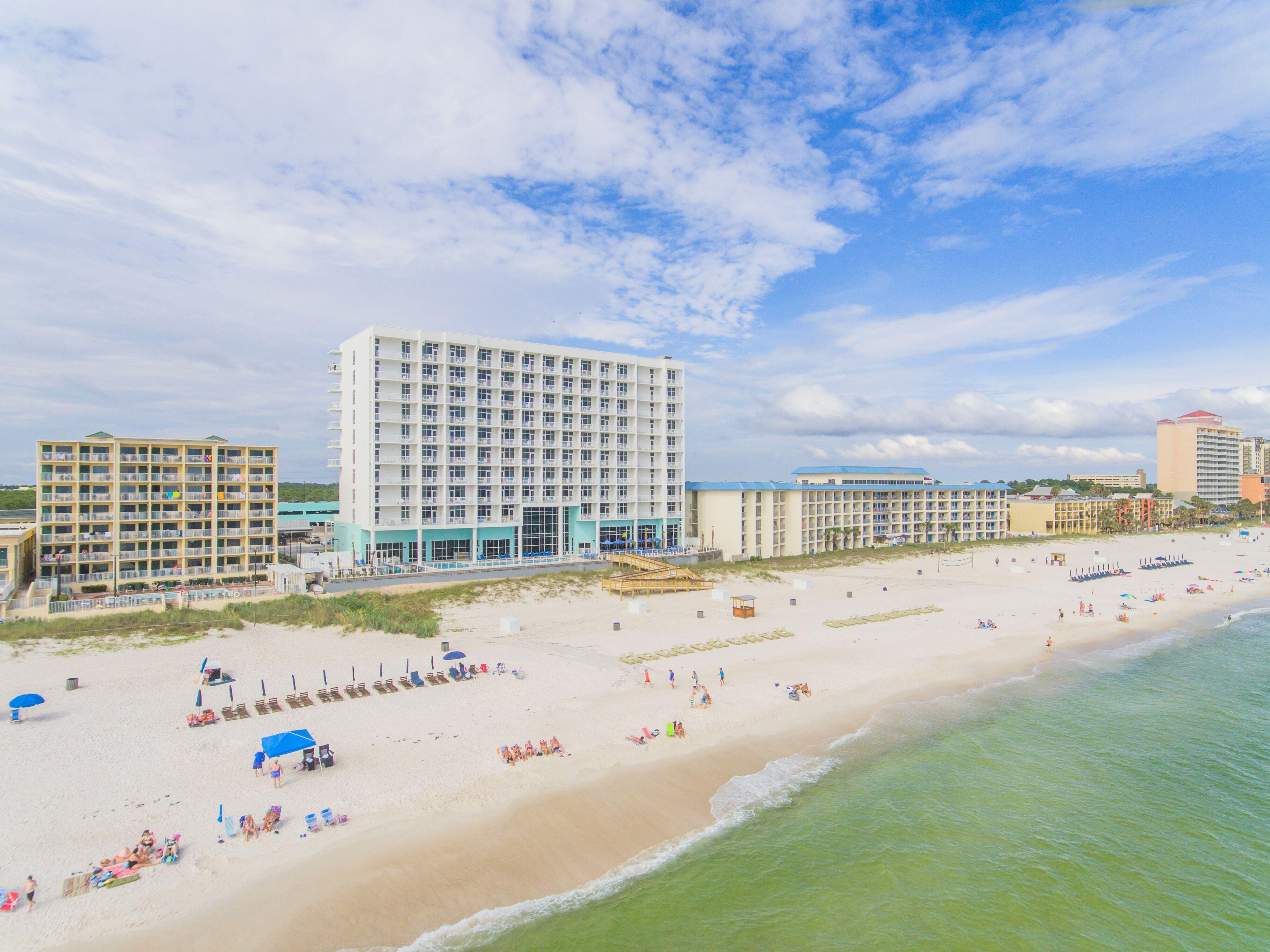 Hampton Inn Suites Panama City Beach Pier Park Area