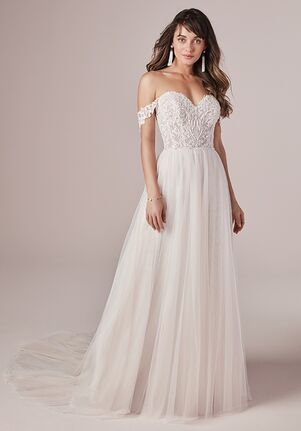 Rebecca Ingram NIA A-Line Wedding Dress