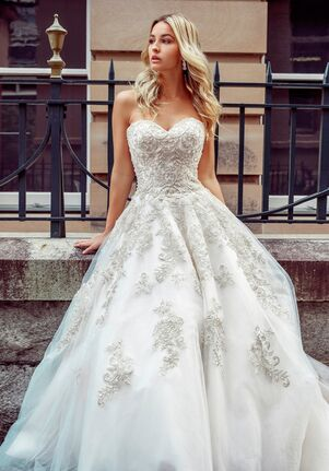 Mia Solano M1716L | Desi Ball Gown Wedding Dress