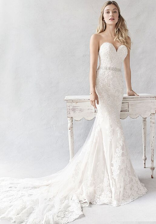 7210d6417be7 Kenneth Winston  Ella Rosa Collection BE377 Wedding Dress - The Knot