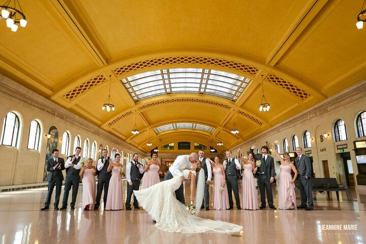 Union depot st paul mn st paul mn for Fitness depot wedding
