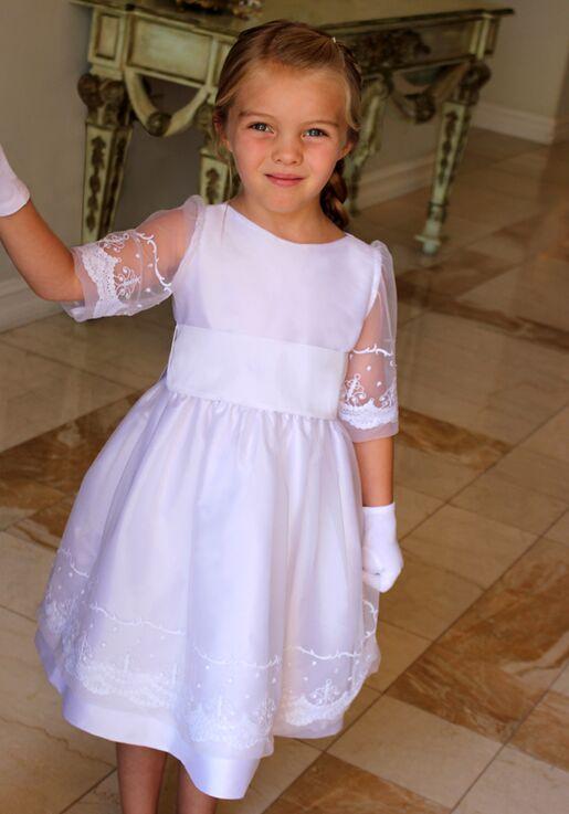 9f4c7bb8c7a Isabel Garretón Grace Flower Girl Dress - The Knot