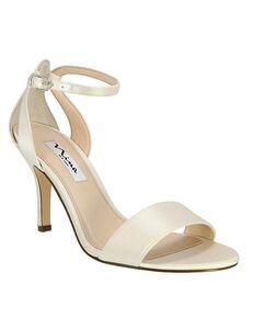 Nina Bridal Venetia_Ivory Ivory Shoe