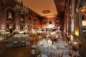 Hotel du Pont Ballroom Reception