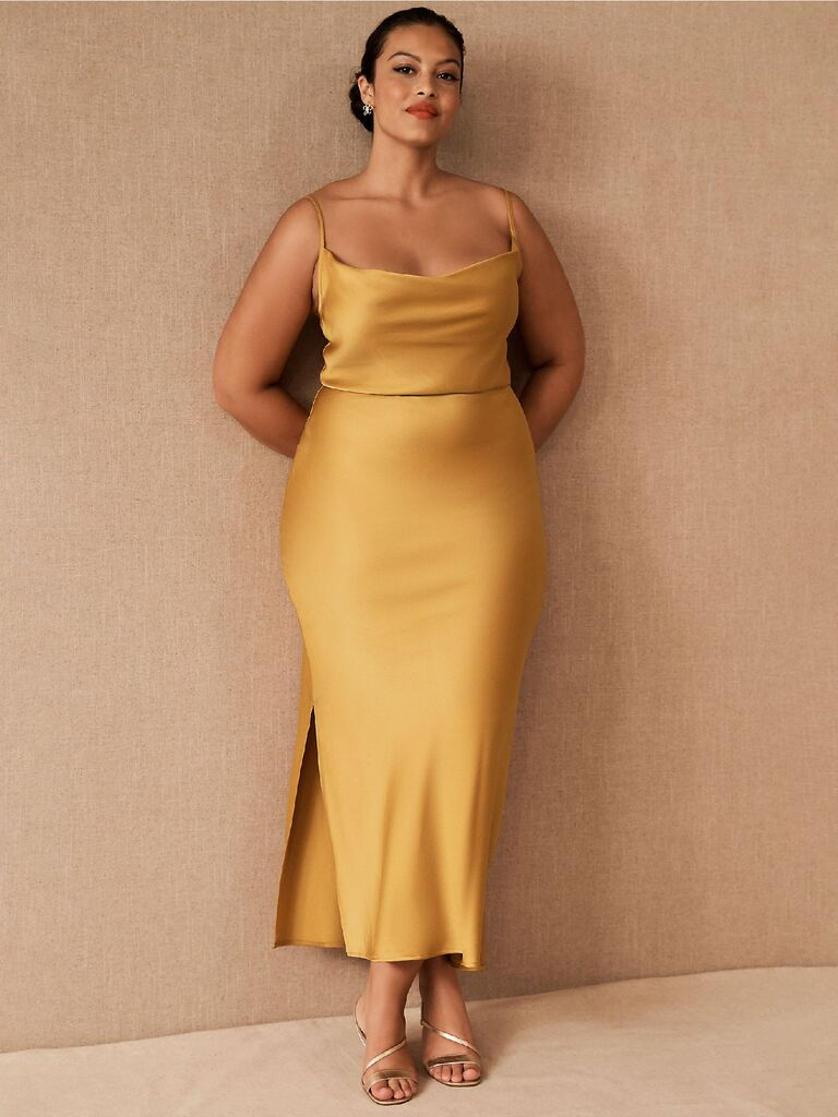 Short Style Bridesmaid Dresses, Burnt Orange Bridesmaid Dresses,orange bridesmaid dresses,
