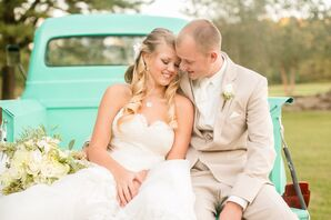 Victoria and Josh's North Carolina Wedding