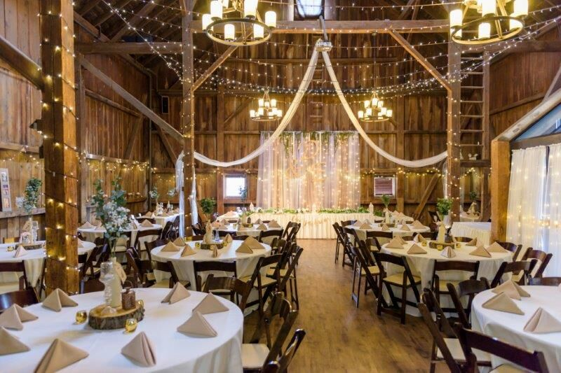 & Hoosier Grove Barn - Streamwood IL