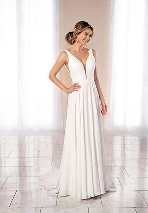 Stella York 7042 A-Line Wedding Dress