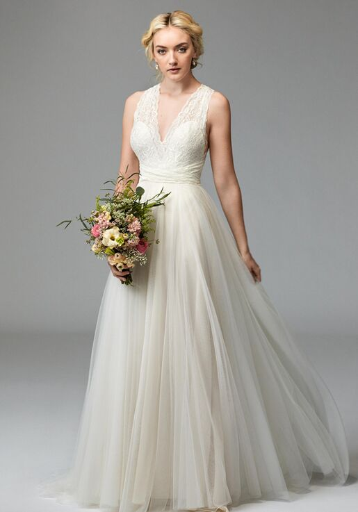 123fba23d2ff Willowby by Watters Tilda 57703 Wedding Dress | The Knot
