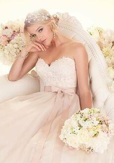 Essense of Australia D1702 Ball Gown Wedding Dress