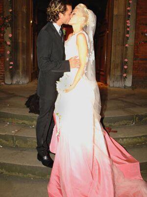 Craziest Celebrity Wedding Dresses