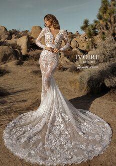 IVOIRE by KITTY CHEN JACINDA,V2108 Sheath Wedding Dress